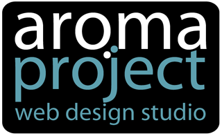 AromaProject Web Design Studio